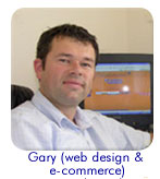 click here to email Gary