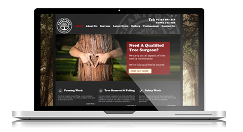 East Grinstead Web Design