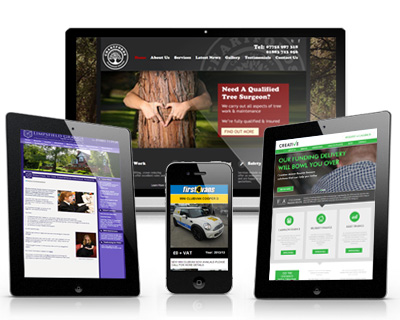 5 Benefits of Responsive Web Design