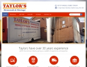 Taylors Removals