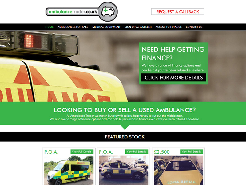 ambulancetrader.co.uk