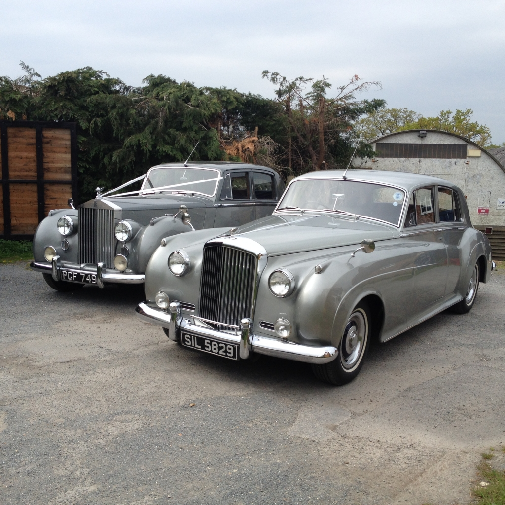 Classic Bentley Wedding Car: Clover Care Wedding Car Hire Business For Sale