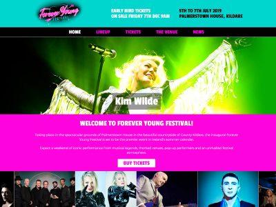 4ed2b87fd Forever Young Festival Ant Parker 2018-12-04T12 37 27+00 00. Tom Baker  London ...